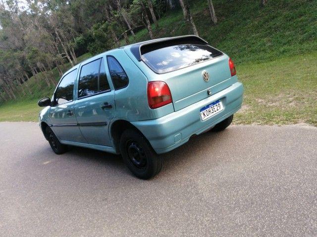 VW Gol 1.6 AP MI  - Foto 4