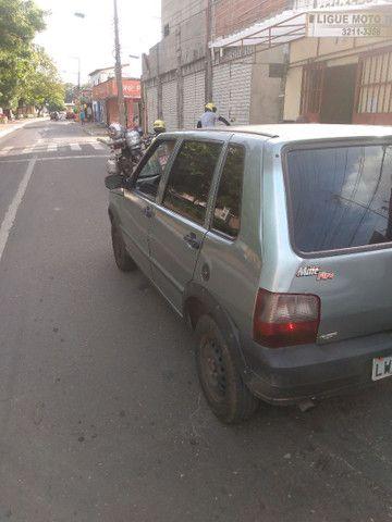 Fiat uno 2005 Básico