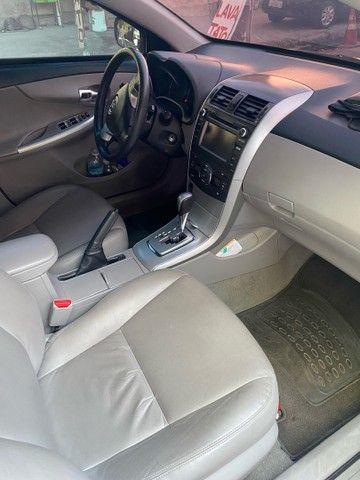 Toyota Corolla Xei 2014 - Blindado Impecável  - Foto 10
