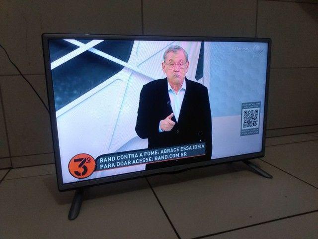 Vendo tv LG 32 polegadas - Foto 4