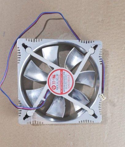 Fan Ventoinhas 120 mm para computador - Seminovo - Foto 2