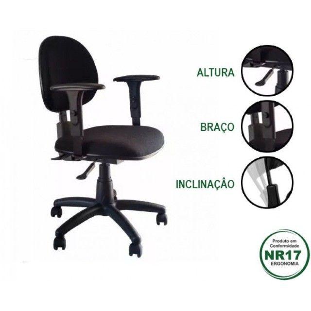 cadeira diretor dentro das normas NR17 a partir de 490,00 - Foto 2