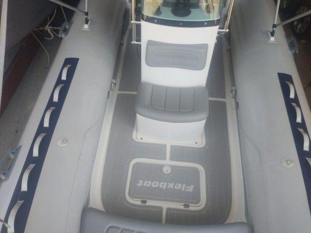 bote flexboat sr-500 gII lx - Foto 16