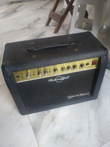 Guitarra Thomaz 80 e Amplificador  - Foto 3