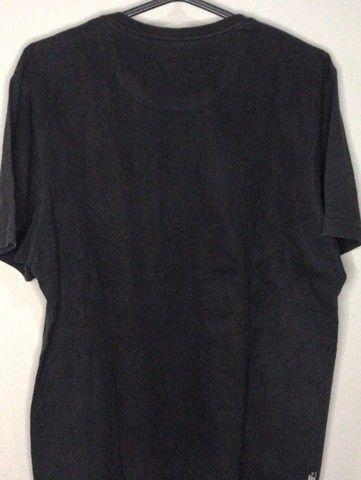 camiseta Ripcurl preta Skeleton - Foto 2