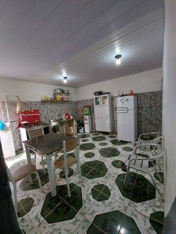 Casa com 3 quartos sendo 1 suíte com uma laje 5x8, port. Alumínio - Foto 2