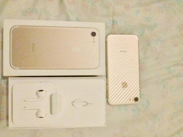 IPhone 7 gold 32g