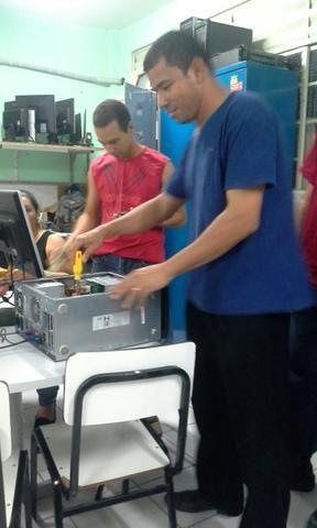 Formatação de computadores => 50 reais (região de cariacica)