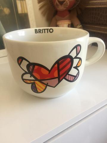 Caneca de sopa Romero Brito