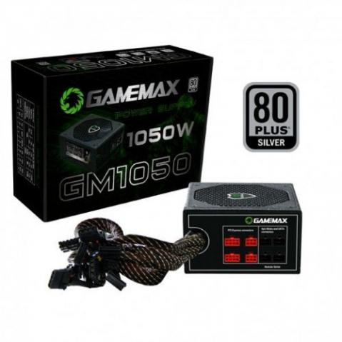 Fonte ATX 1050W Gamemax 80 Plus Silver