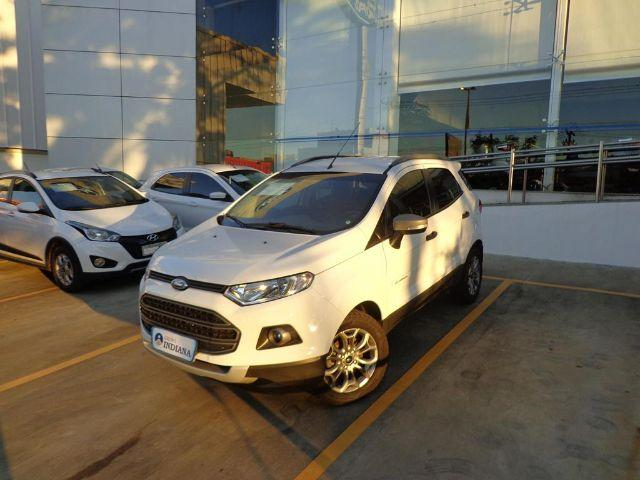 Ford Ecosport Freestyle 1.6l Automático
