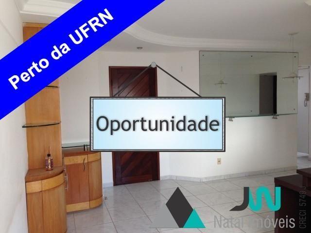 Apartamento com 3 quarto sendo um suíte, pertinho do Natal Shopping, no bairro Candelária.