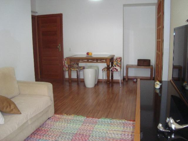 Tijuca Apartamento salão varanda 2 dormitórios dependências reversível garagem