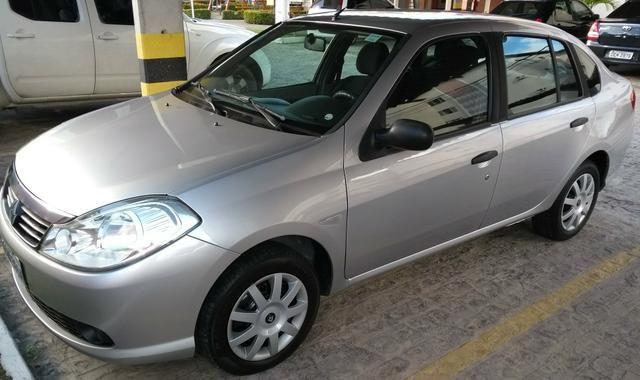 Renault symbol 1.6 2010 muito econômico e muito novo!!!