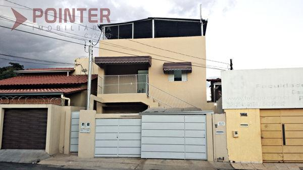 Casa sobrado com 4 quartos - Bairro Setor Leste Universitário em Goiânia