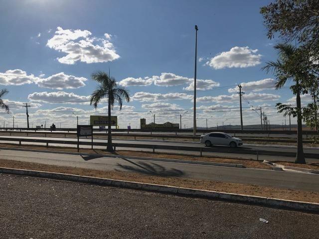 Lote Trindade Residencial Garavelo, frente para GO 060, rodovia dos romeiros, res vieira - Foto 5