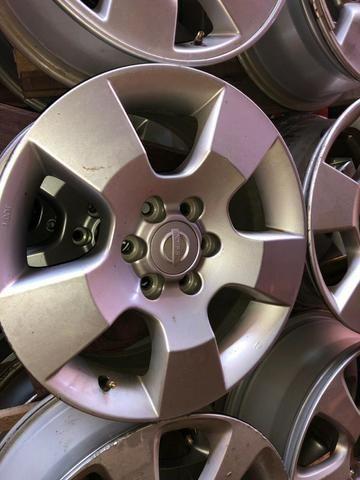 Roda Nissan Frontier aro 16 2010
