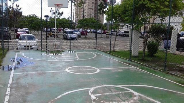 Ótimo apartamento c/ 3 quartos no Res. Parque Maceió c/ piscina, academia e muito mais - Foto 17