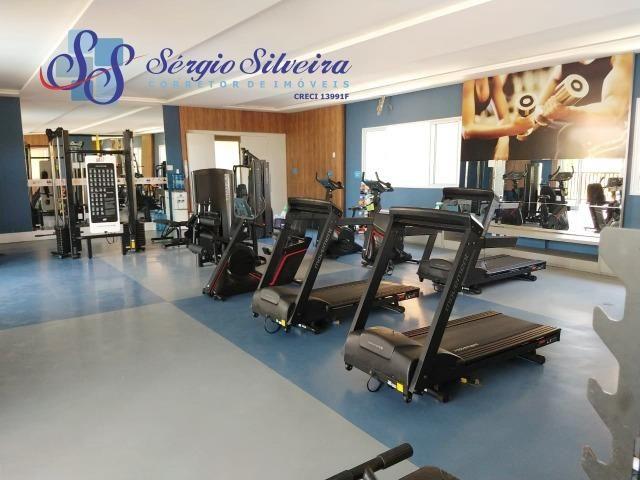 Golf Ville Resort Residence Cobertura à venda mobiliada Porto das Dunas - Foto 15