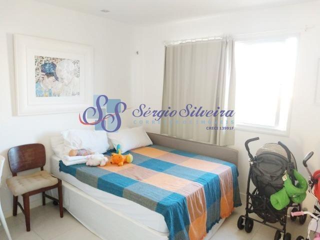 Golf Ville Resort Residence Cobertura à venda mobiliada Porto das Dunas - Foto 7