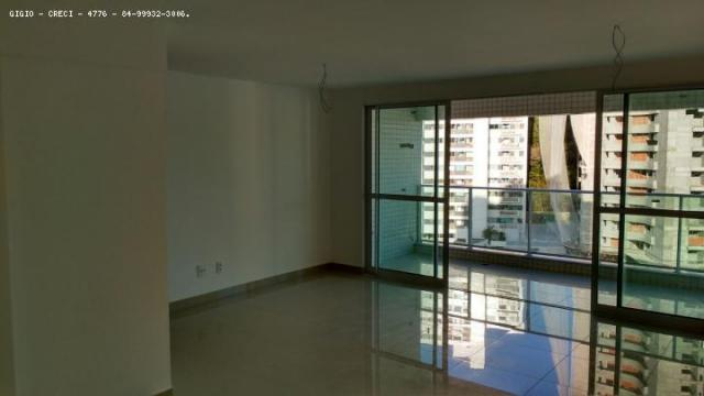 Apartamento para venda, tirol, 4 dormitórios, 3 suítes, 5 banheiros, 3 vagas - Foto 11