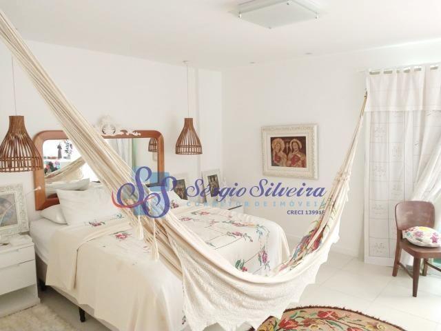Golf Ville Resort Residence Cobertura à venda mobiliada Porto das Dunas - Foto 12