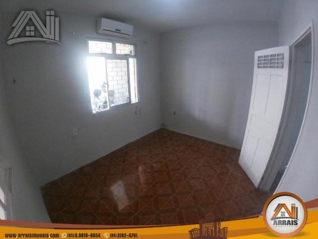 Casa com 4 dormitórios à venda, 132 m² por R$ 380.000,00 - Jacarecanga - Fortaleza/CE - Foto 5