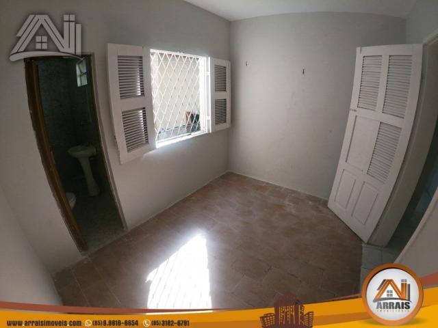 Casa com 4 dormitórios à venda, 132 m² por R$ 380.000,00 - Jacarecanga - Fortaleza/CE - Foto 8