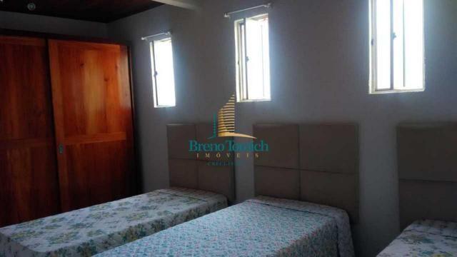 Casa com 4 dormitórios à venda por r$ 540.000,00 - arraial d ajuda - porto seguro/ba - Foto 19