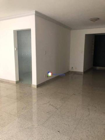 Apartamento com 3 dormitórios à venda, 126 m² por r$ 370.000 - setor bueno - goiânia/go - Foto 20