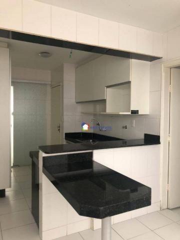 Apartamento com 3 dormitórios à venda, 126 m² por r$ 370.000 - setor bueno - goiânia/go - Foto 8