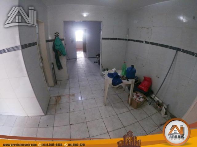 Casa com 4 dormitórios à venda, 132 m² por R$ 380.000,00 - Jacarecanga - Fortaleza/CE - Foto 6