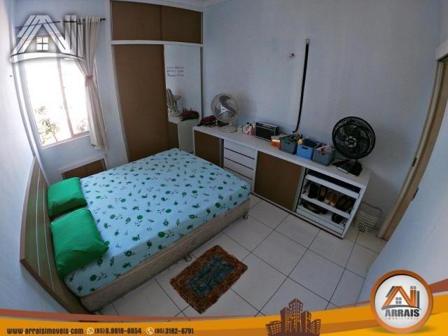 Vende apartamento com 3 quartos no bairro jacarecanga - Foto 12