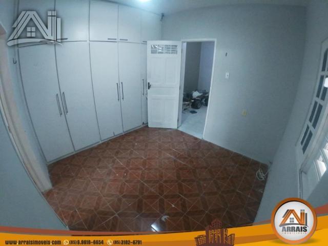 Casa com 4 dormitórios à venda, 132 m² por R$ 380.000,00 - Jacarecanga - Fortaleza/CE - Foto 4