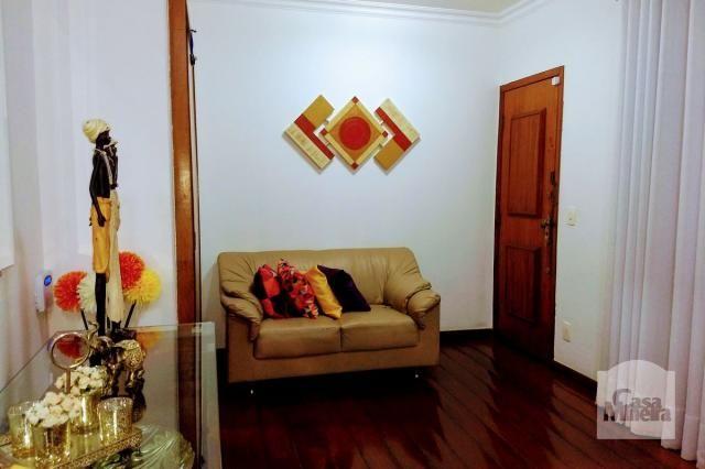 Apartamento à venda com 3 dormitórios em Caiçara-adelaide, Belo horizonte cod:258161 - Foto 4