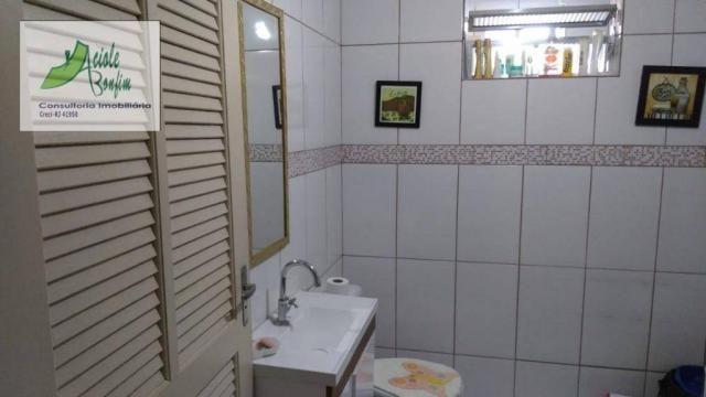 Apartamento com 2 dormitórios à venda, 75 m² por R$ 210.000 - Jardim Meriti - São João de  - Foto 5