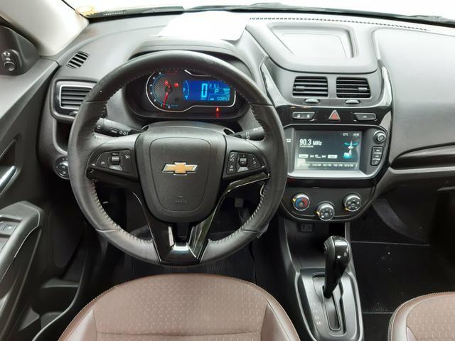 @* Chevrolet- Cobalt 2018 - Pago até tabela no Usado - Completo - Baixo Km - Foto 3