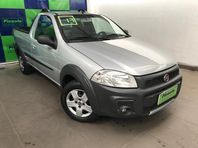 FIAT STRADA 1.4 MPI WORKING PLUS CS 8V FLEX 2P MANUAL - Foto 3