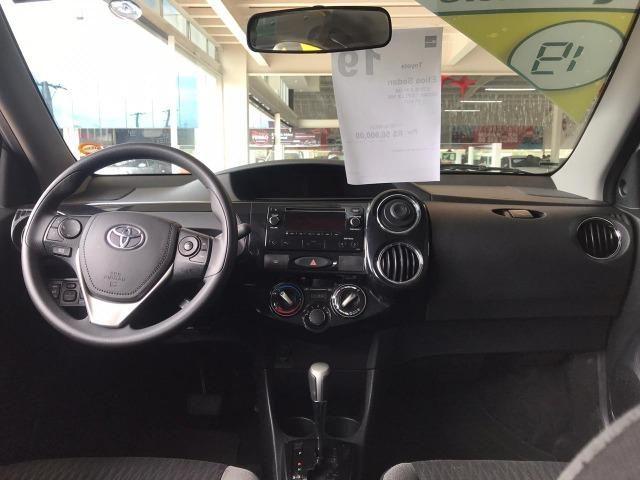 Etios Sedan Flex Impecável - Foto 14