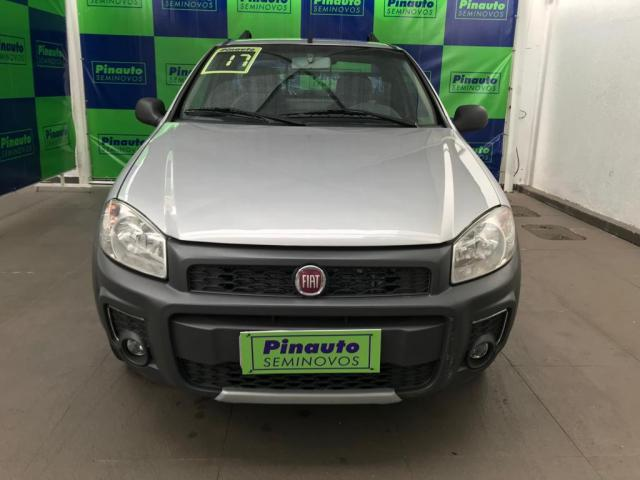 FIAT STRADA 1.4 MPI WORKING PLUS CS 8V FLEX 2P MANUAL - Foto 2