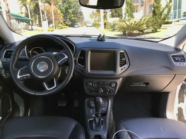 Jeep Compass longitude 17/17 Diesel automático - Foto 8