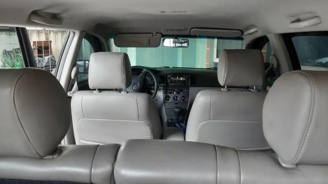 Toyota Corolla Fielder XEi 1.8 16v Automática 2007 - Foto 7