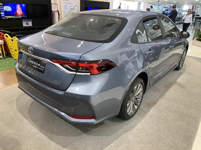 Toyota Corolla XEI 2.0 Flex AUT 19/20 Novo Modelo - Venda Direta - Foto 3