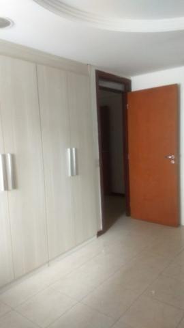 Apartamento na Aldeota com 160 m2, 4 suítes, sala em L, varanda, dependência e 3 vagas - Foto 2