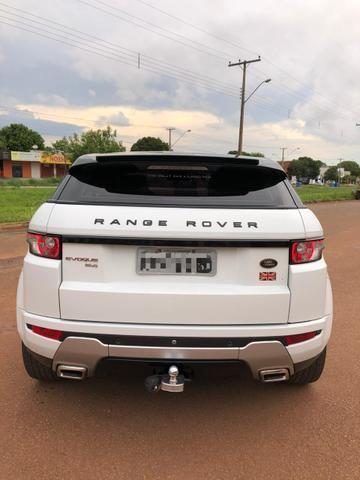 Range Rover Evoque Dynamic coupé 2012 sem detalhes! - Foto 3