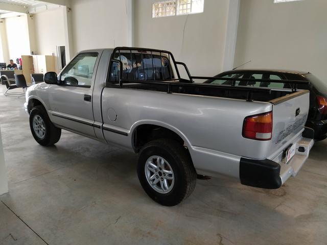 S10 1999 gasolina R$17,900 baixei pra vender - Foto 6