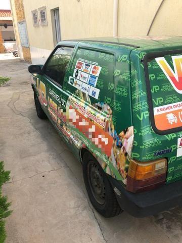 Vendo Fiat uno com som - Foto 8
