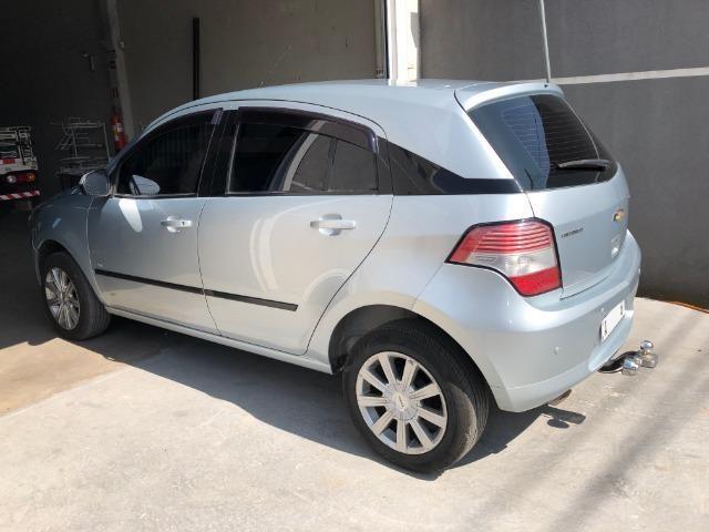 GM- Chevrolet Agile 2012 Completo - Foto 3