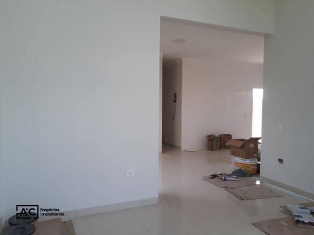 Casa residencial à venda, condomínio jardim de mônaco, hortolândia. - Foto 6