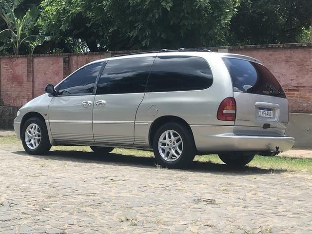 Chrysler Grand Caravan LX 4WD 3.8 V6 2000 180cv 4x4 - Foto 3